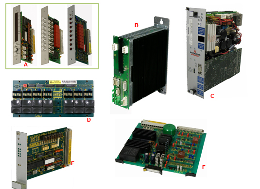 Ink Control Boards